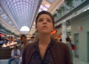 Girl, meet mall.