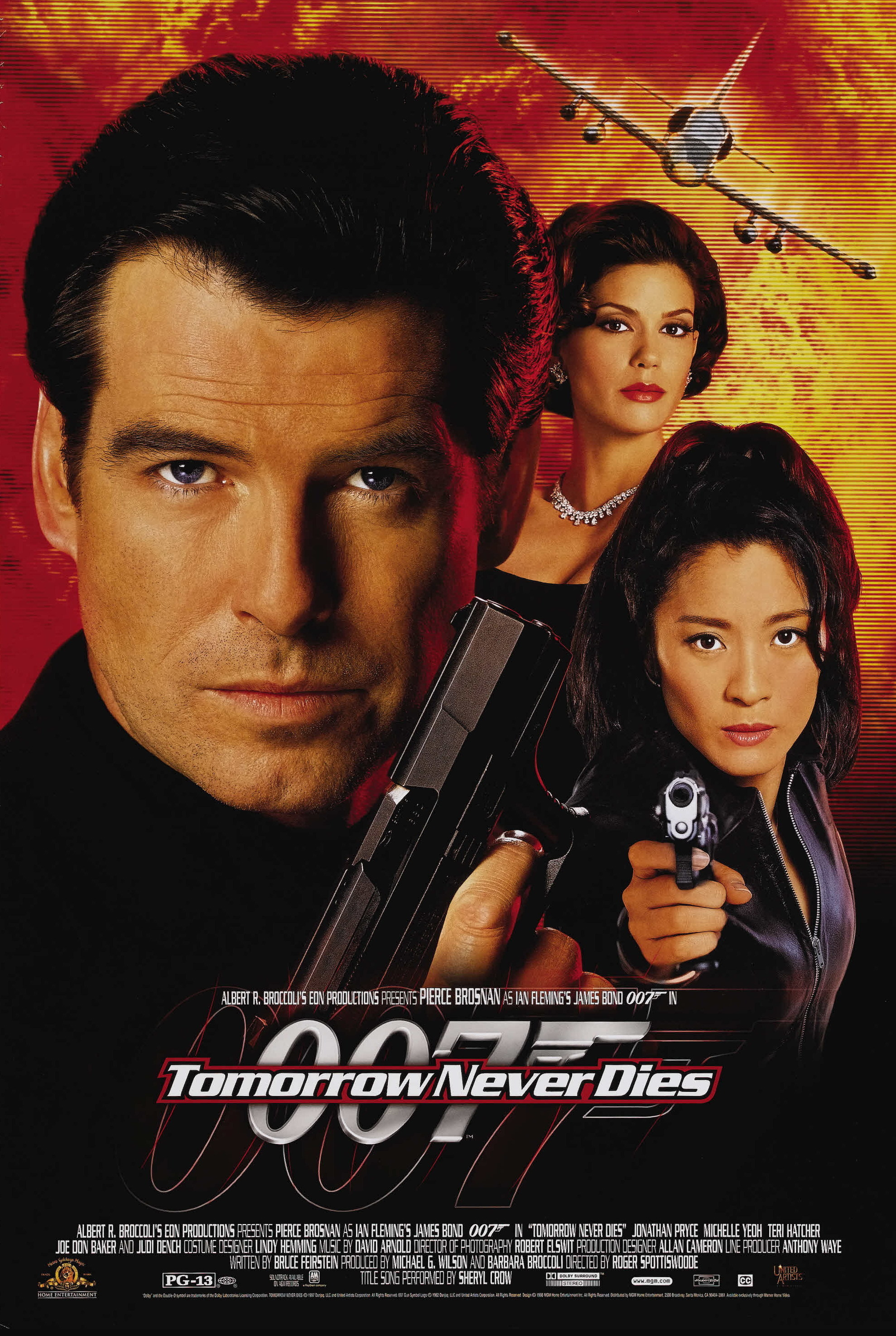 Bond Review: Tomorrow Never Dies