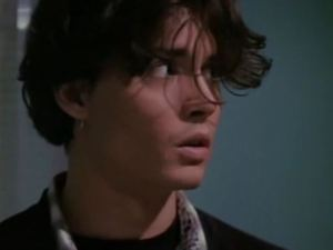 "Obligatory ""Depp's hair"" screencap."