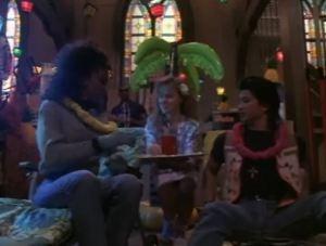 The Tiki Room.