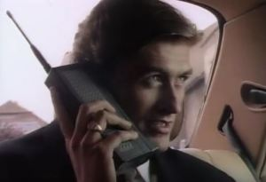 Does Zack Morris know Dracula stole his cell phone?