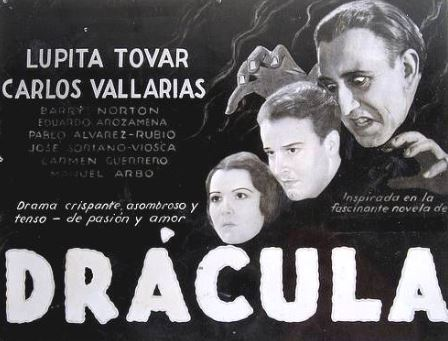 Univeral Monsters rewatch – Spanish Dracula 1931 | macmcentire